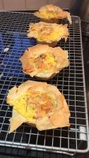 Filo Egg Muffins