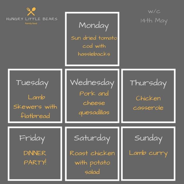 weekly insta 14th May